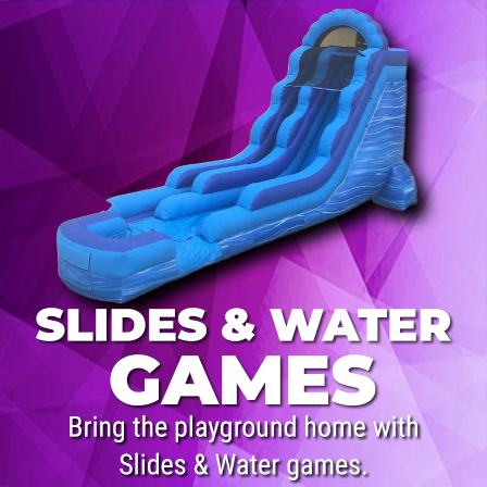 slide games rental rochester ny